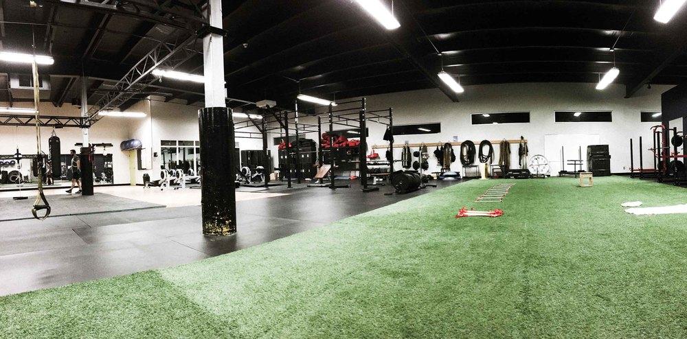 Mon gym! C'est si beau... et si vide! Le bonheur
