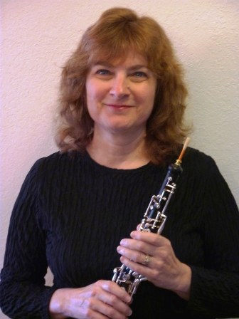Rachel Aldrich, oboe