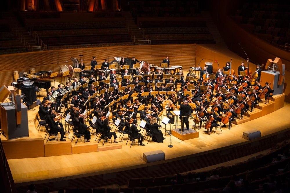 "Mahler & Strauss at Disney Hall - Friday, June 23, 8pmWalt Disney Concert HallLos Angeles, California The FOOSA PhilharmonicThomas Loewenheim, conductor STRAUSS: Don JuanBOHIGIAN: Subnatural DelightsMAHLER: Symphony No. 6 ""Tragic"""