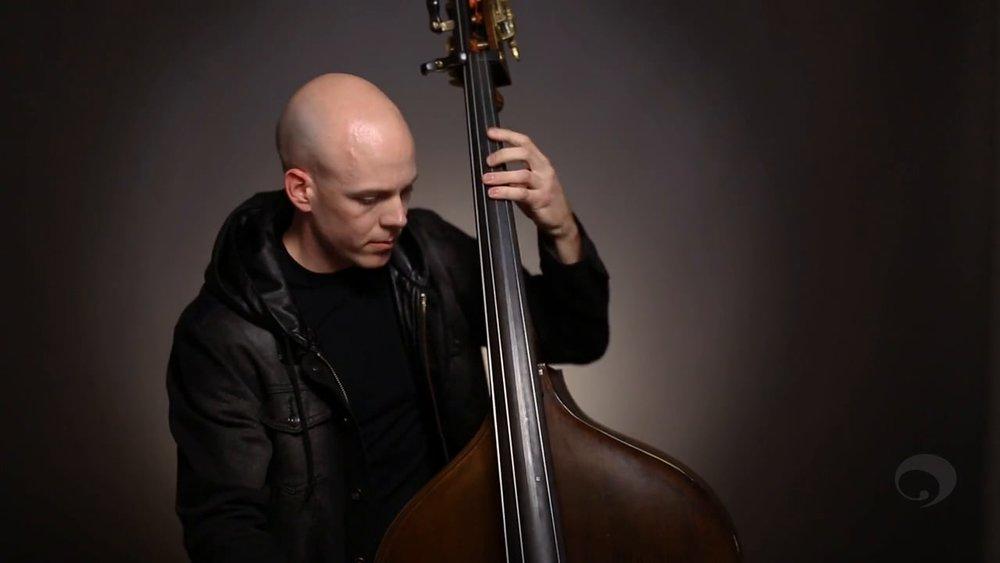 Joseph McFadden, double bass