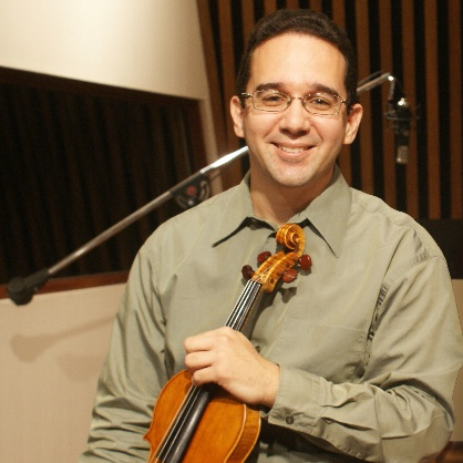 Francisco Cabán, violin