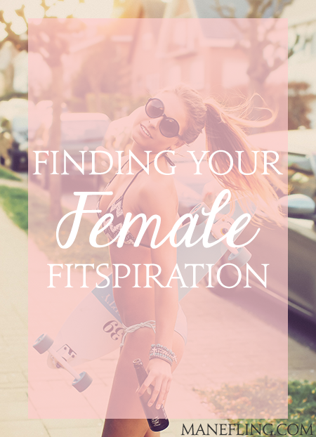 finding your female fitspiration