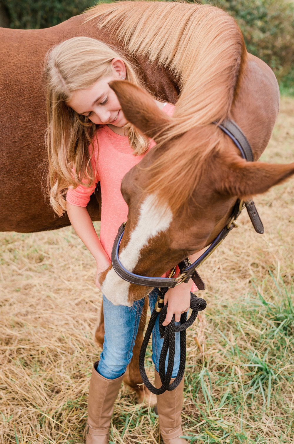 little-girl-and-pony