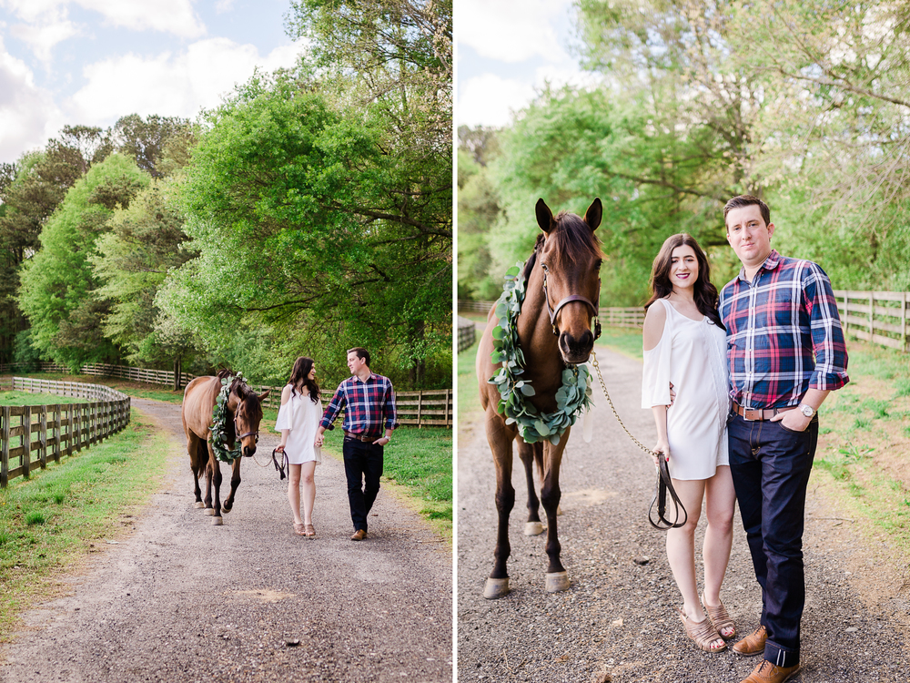 equestrian-engagement