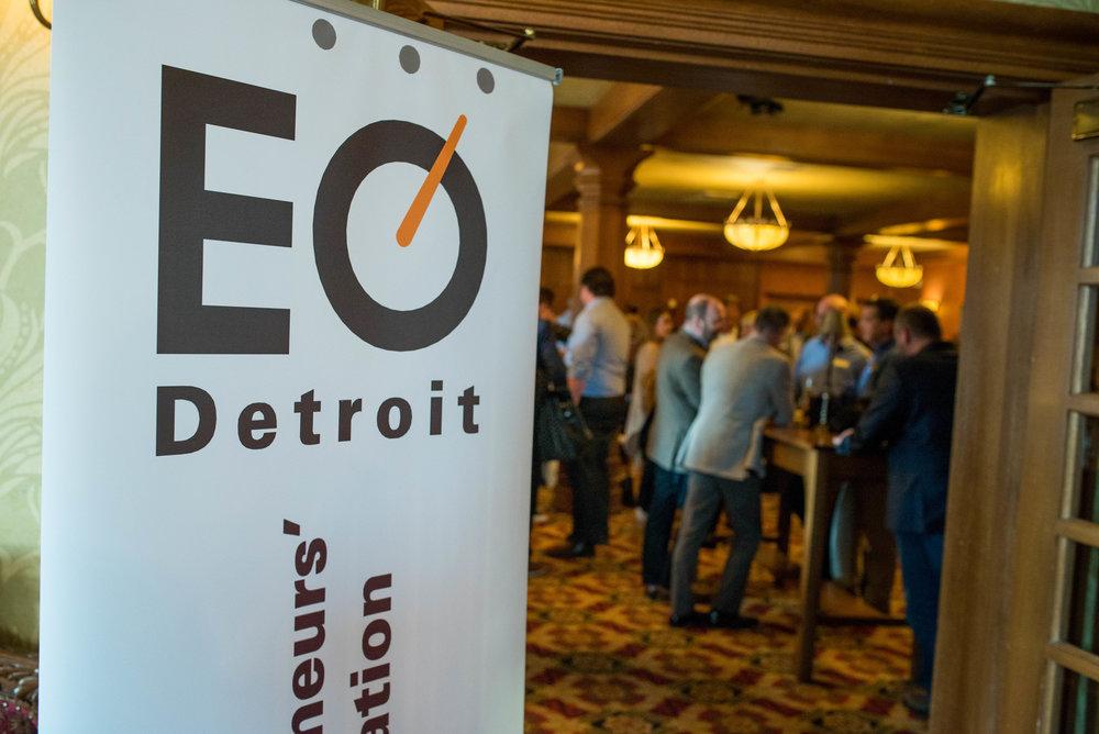 March 7, 2018 EO Detroit Chapter Retreat, Gem Theater, Detroit, Mi