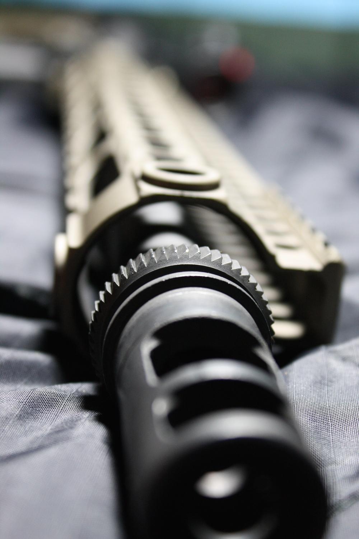 Advanced Armament 51t Muzzle brake adapter