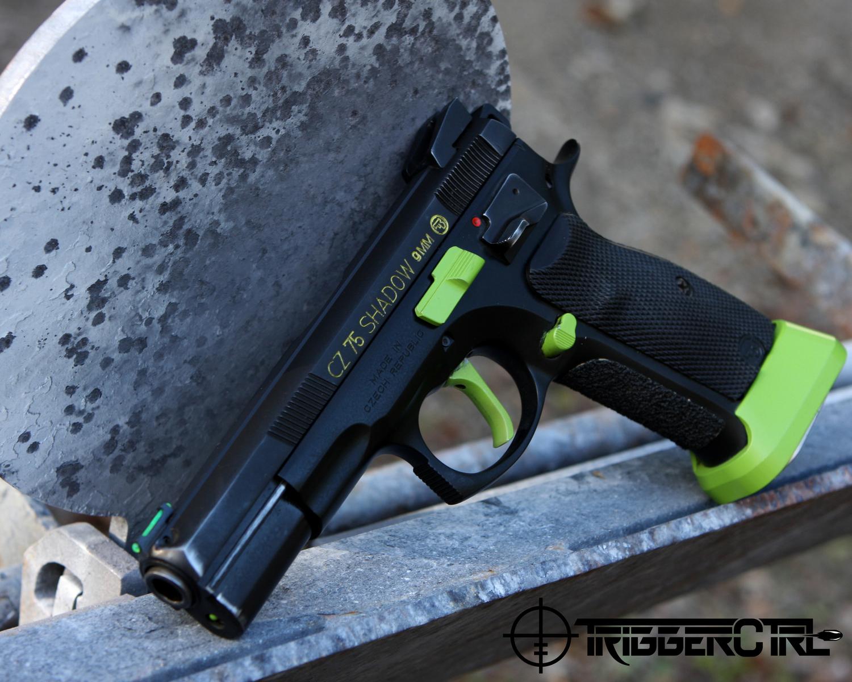 CZ 75 Shadow SA: IDPA's Best Kept Secret — TriggerCTRL