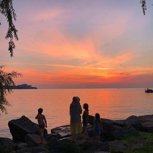 Cleveland sunsets, man. #whoknew?