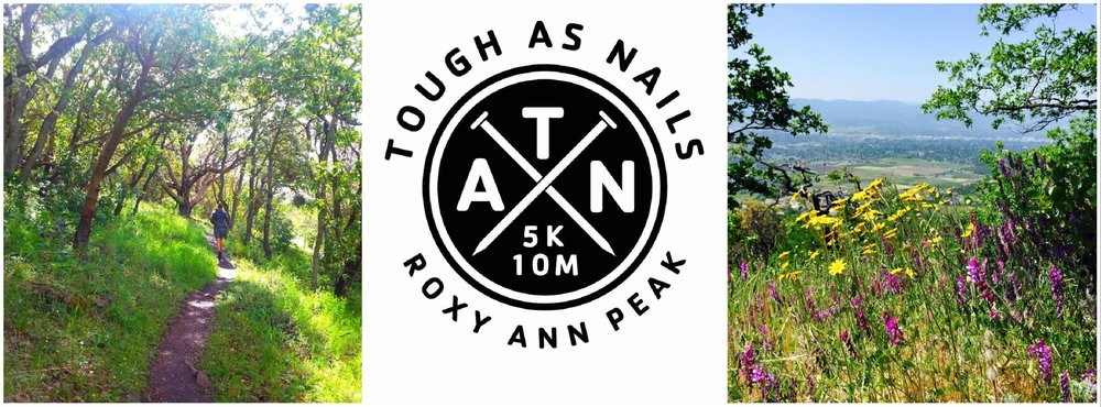 TOUGH AS NAILS - Southern Oregon Runners - What to do in Southern Oregon - Running