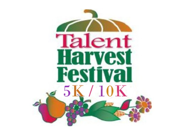 Talent Harvest Festival - Southern Oregon Runners - What to do in Southern Oregon