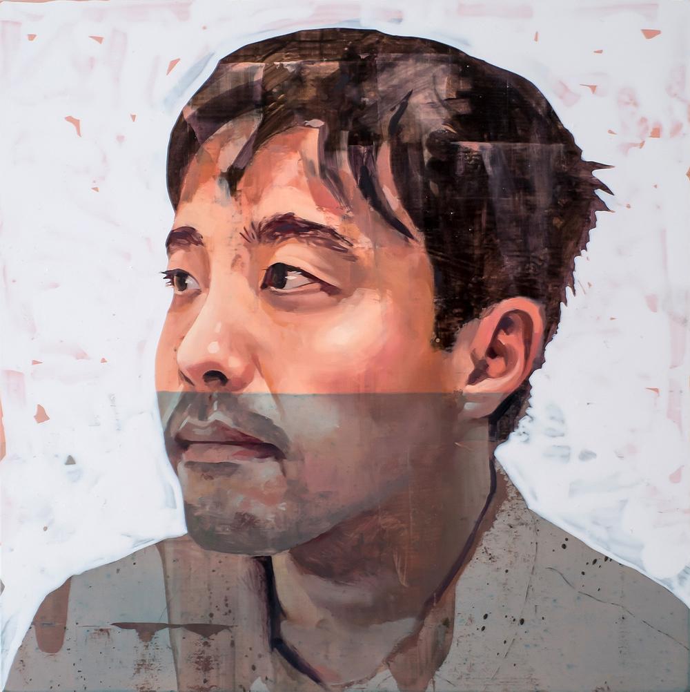 Portrait of Kenichi Hoshine