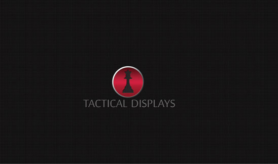 We choose to use Tactical Displays as our supplier for equipment for corporate events and exhibitions. They're efficient, helpful and always have a solution handy.    Visit them today at  www.tacticaldisplays.com.au