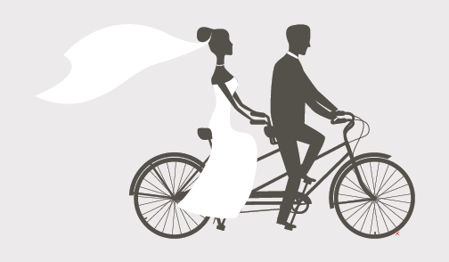6. Couple Bike