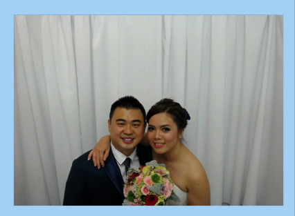 Wedding of Jason & Chi 10th of October 2015