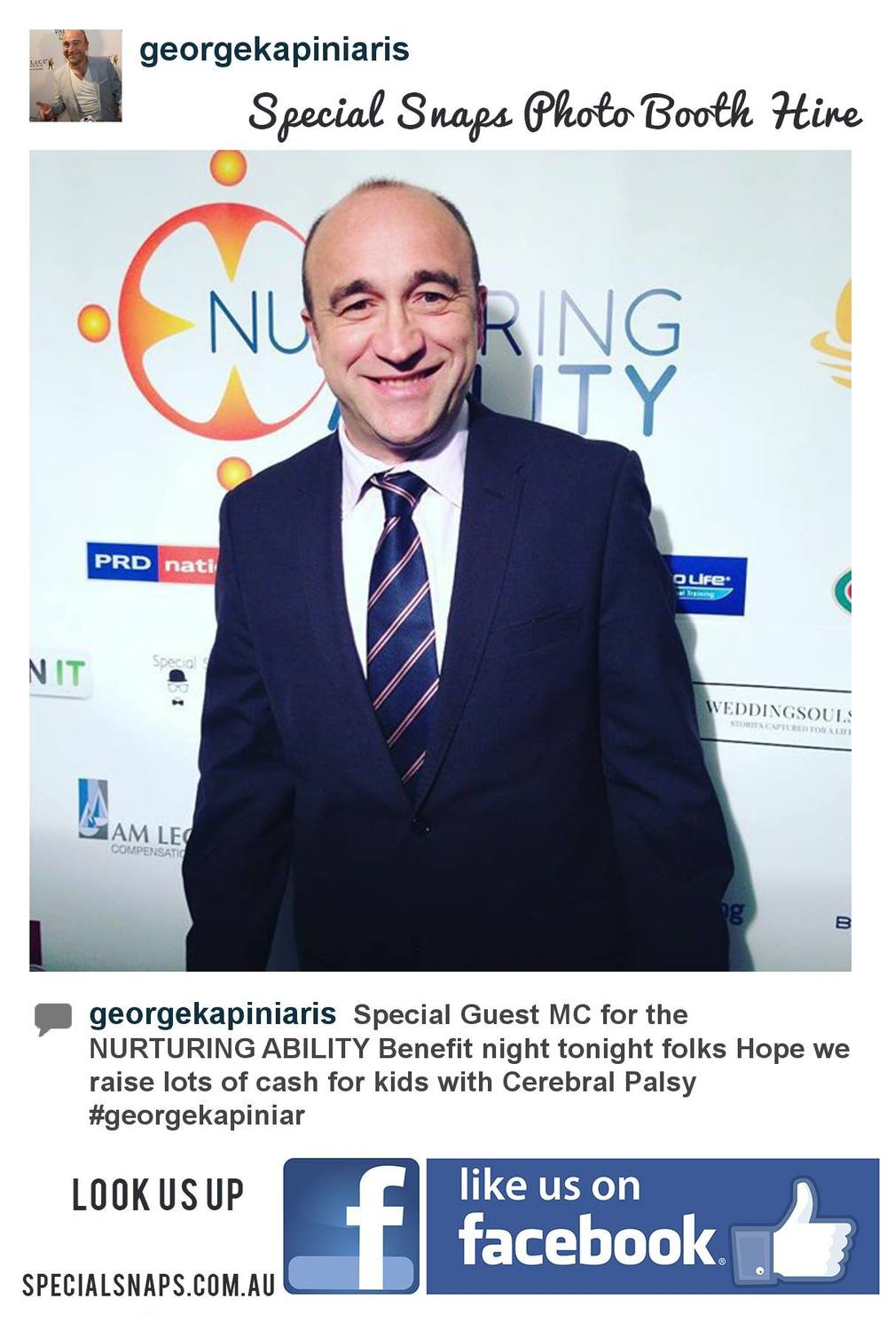 Nurturing Ability Fundraiser Gala 2015   23rd of October 2015