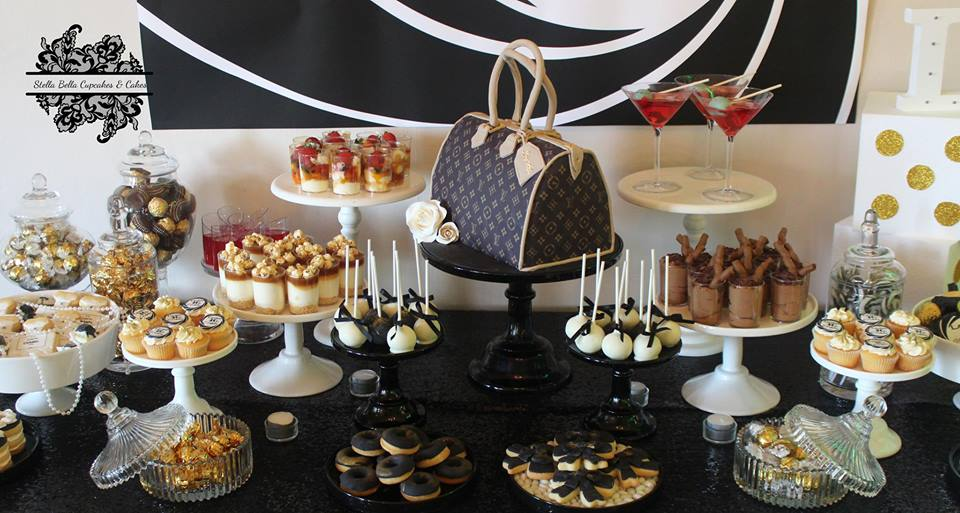 For unforgettable cakes & candy stations contact Stella.