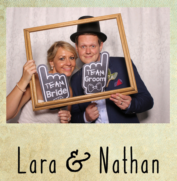 Wedding of Lara & Nathan 15th of April 2017