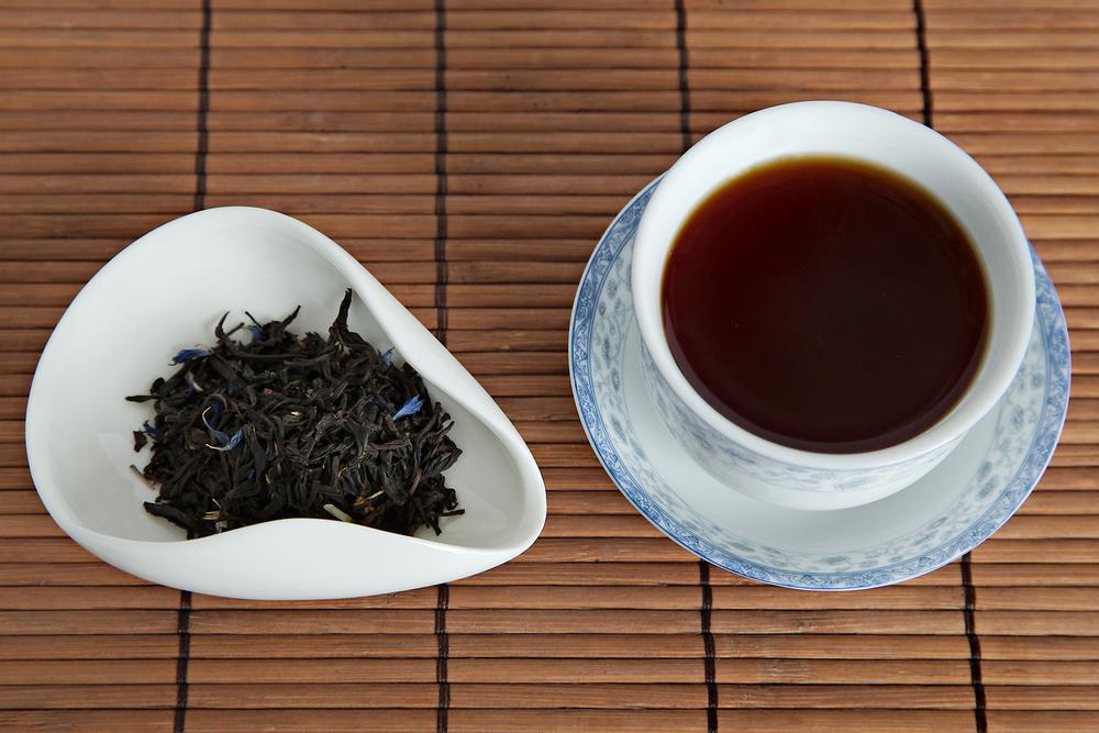 Tea Review: Earl Grey De La Créme - Tiesta Tea