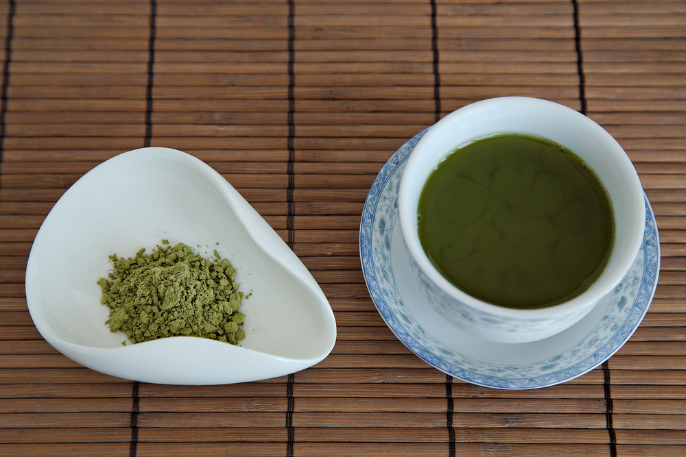 Tradition – Green Tea Powder