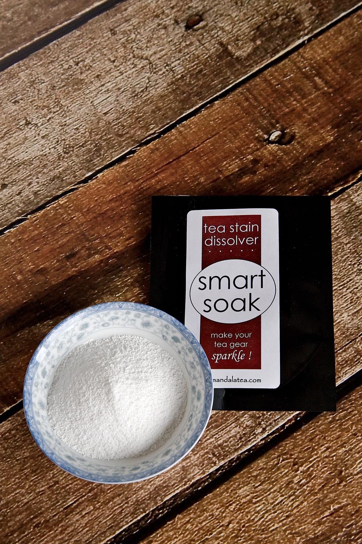 Review: Smart Soak Stain Dissolver - Mandala Tea
