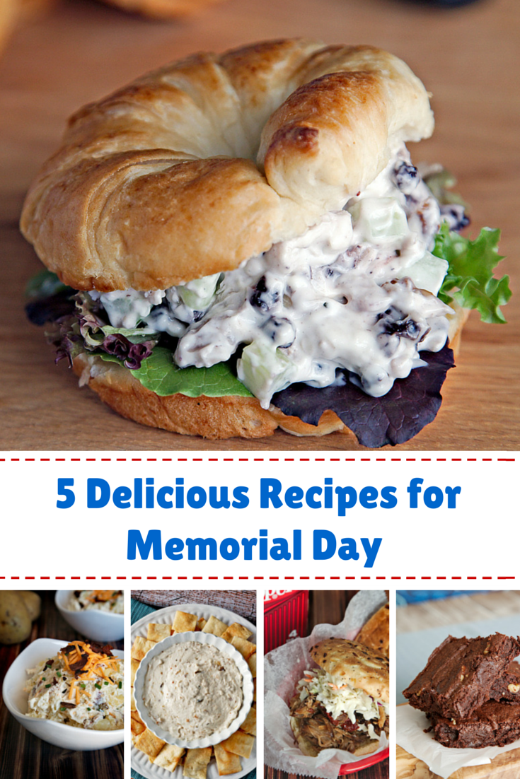 5 Delicious Recipes for Memorial Day