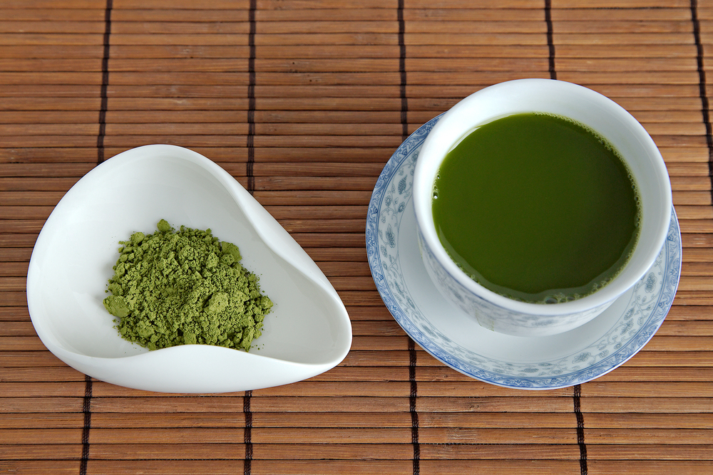 Tea Review: Classic Matcha - Red Leaf Tea