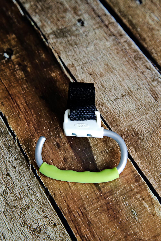 OXO Tot Non-Slip Handy Stroller Hook