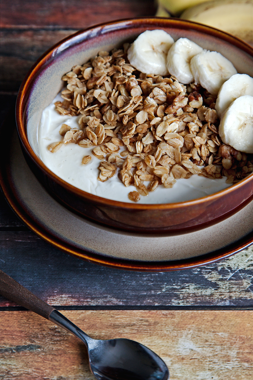 Honey Walnut Breakfast Bowl