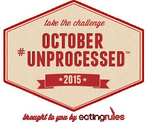 October #Unprocessed 2015