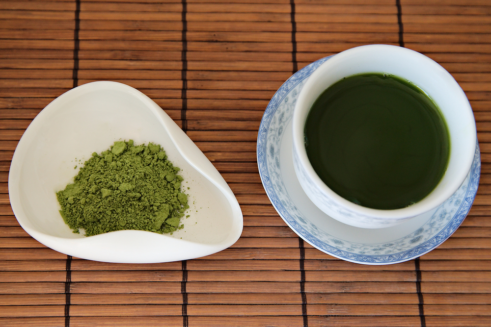 Tea Review - Red Leaf Tea Tanabata Matcha