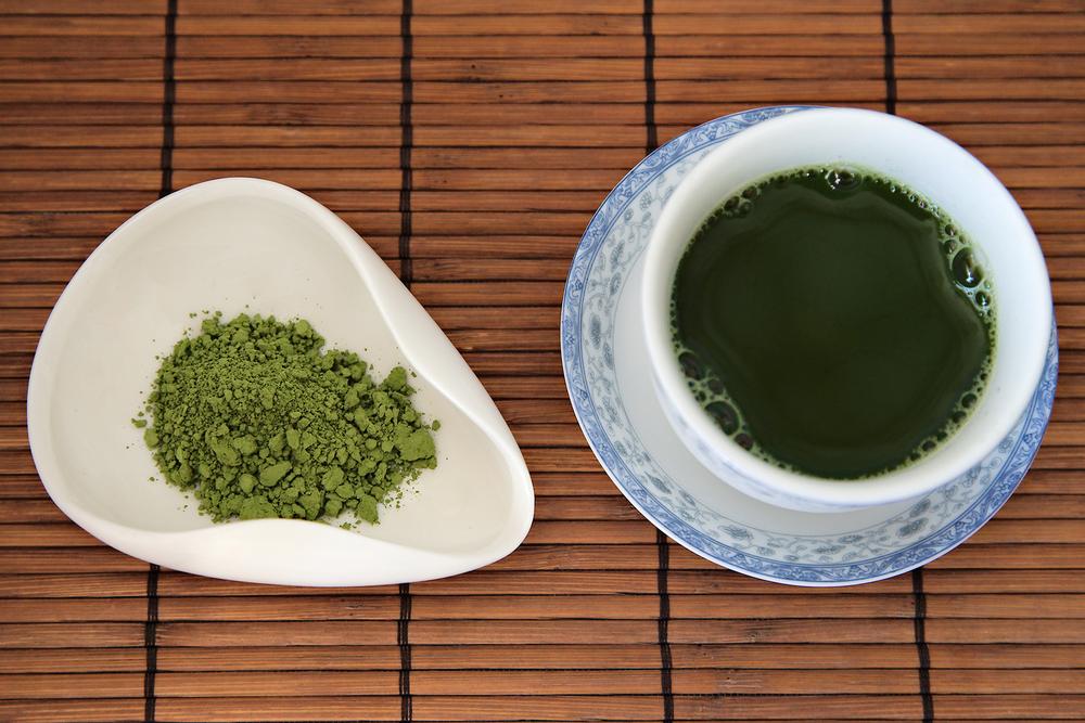 Tea Review - Aiya Premium Matcha