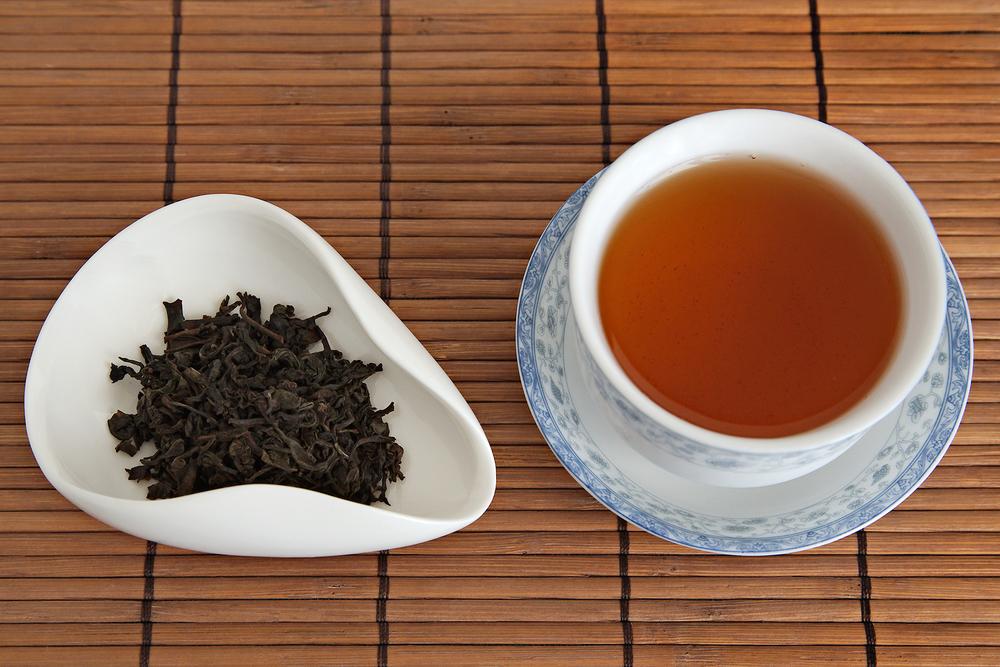 Tea Review: Earl Grey Citrus Black Tea - Golden Tips