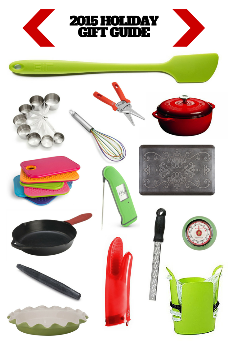 2015 Holiday Gift Guide: Cool Kitchen Tools