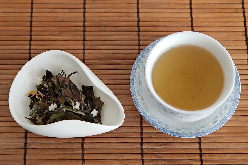 Tea Review: Eggnog Pound Cake - A Quarter to Tea