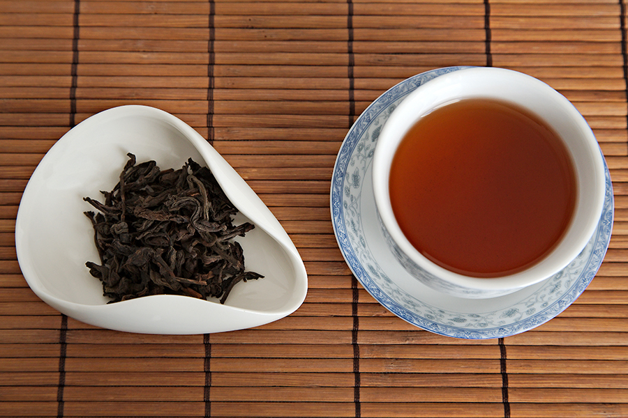 Tea Review: 1960s Phoenix Dan Cong - Life in a Teacup