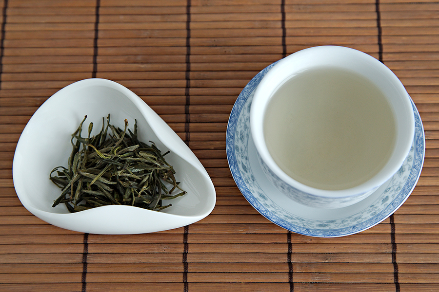Tea Review: Yellow Buds Huo Shan Huang Ya - Mandala Tea