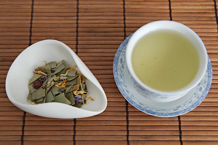 Tea Review: Bamboo Buddha - Zen Tea