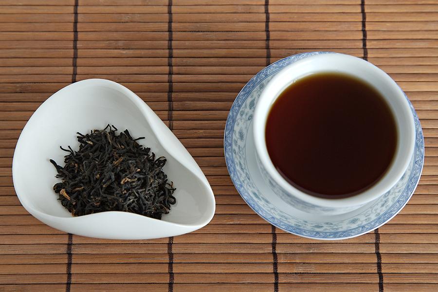 Tea Review: Tangerine Blossom Red - Shang Tea
