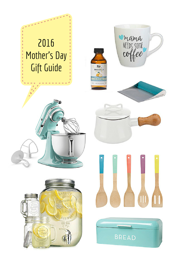 2016 Mother's Day Gift Guide | Not Starving Yet