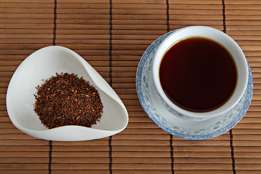 Tea Review: Highland Hearth Rooibos - Queen's Pantry