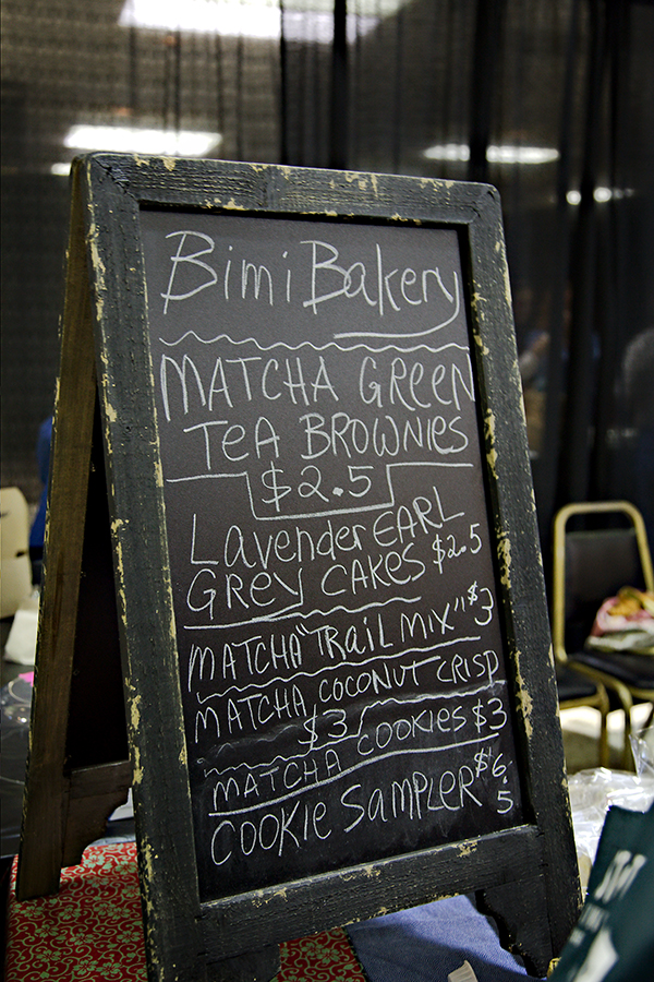 Bimi Bakery - Midwest Tea Festival  | Not Starving Yet