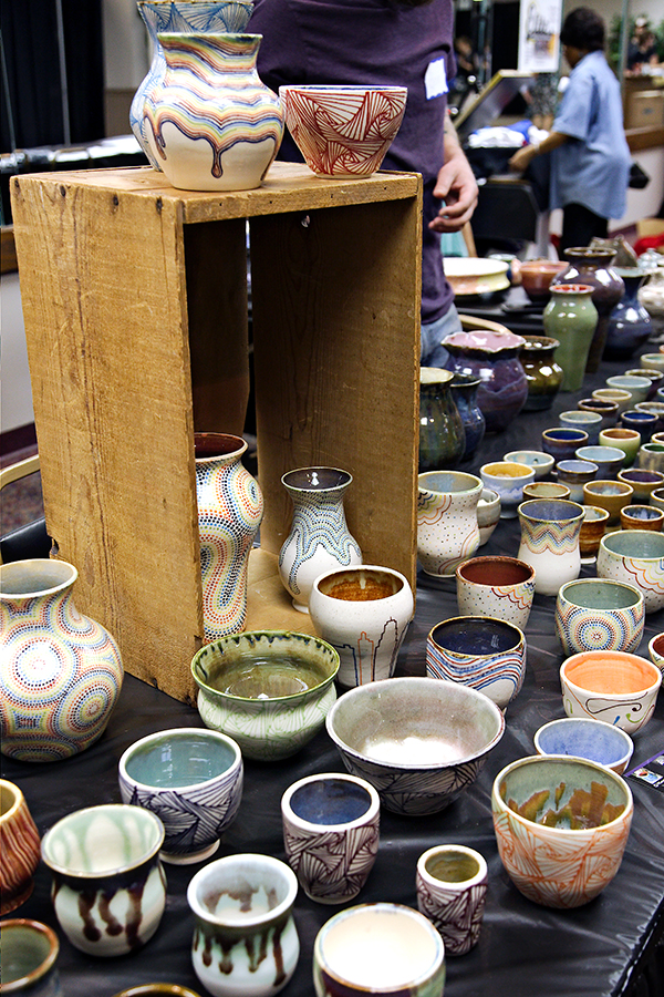 Pi Ceramics - Midwest Tea Festival | Not Starving Yet