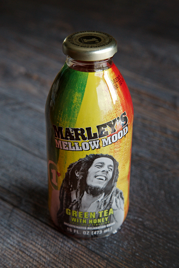 Tea Review: Marley's Mellow Mood Green Tea w/ Honey