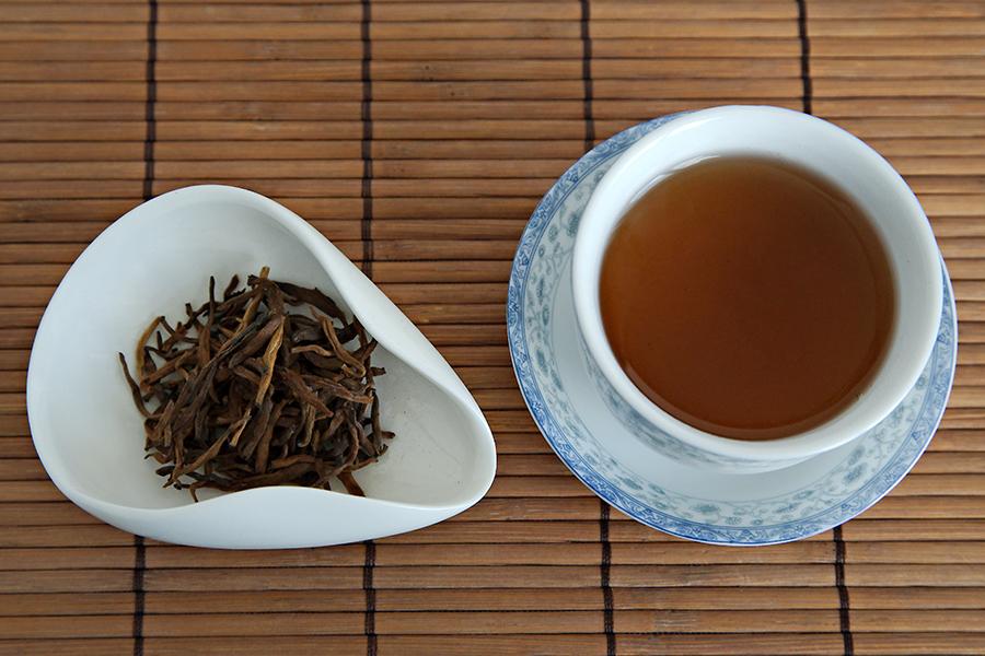Tea Review: Rummy Pu - Liquid Proust Teas