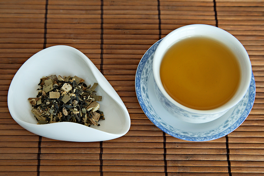 Tea Review: Meyer Lemon Chai - Tea Market