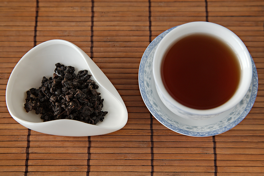 Tuesday Tea: 99% Oxidized Purple Oolong - Art of Tea