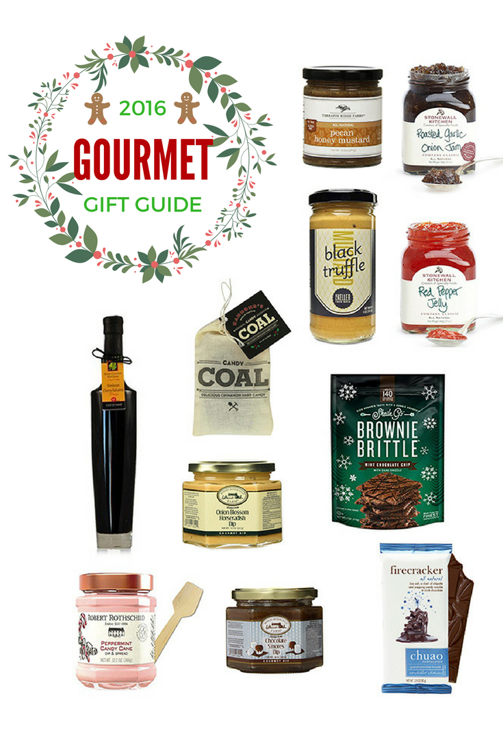 2016 Gourmet Gift Guide | Not Starving Yet
