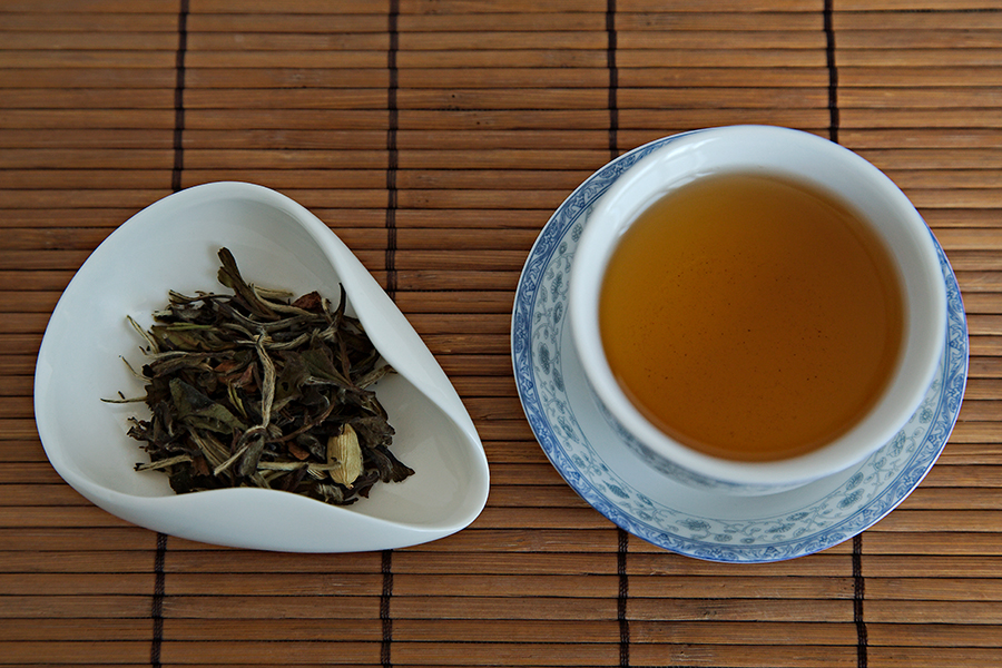 Tea Review: White Winter Chai - Art of Tea