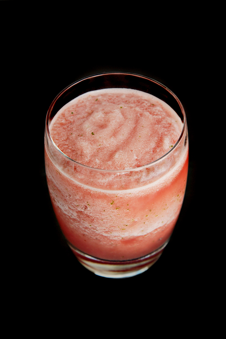 Watermelon Coconut Water Smoothie