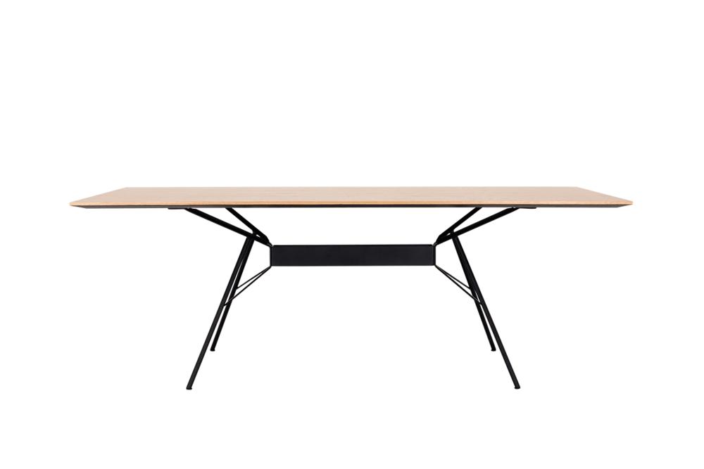 ac53ecddbb Bridge Rectangular Dining Table — Novel Cabinet Makers